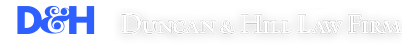 Logo of Duncan & Hill Law Firm